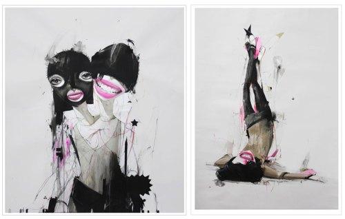 13-we-hear-voices-acrylic-on-canvas-80x87cm