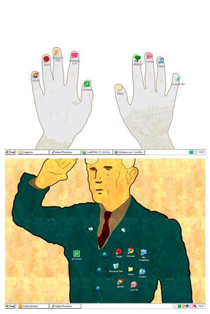 handsvectors
